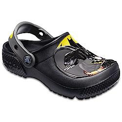 Crocs 卡駱馳 (童鞋) 蝙蝠俠小克駱格 205020-001