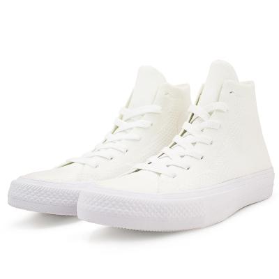 CONVERSE-男女 高筒休閒鞋156734C-白