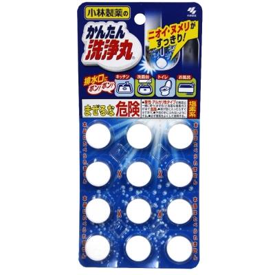 小林製藥 排水口洗淨丸-無香(66g)