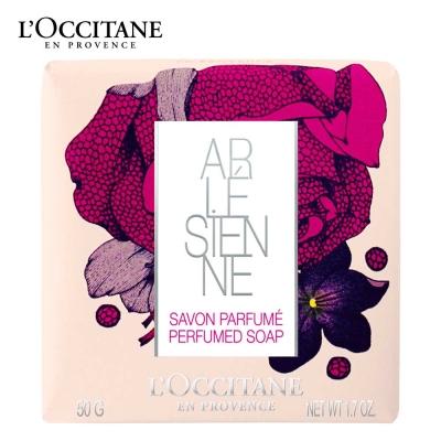 L'OCCITANE歐舒丹 亞爾緞帶香氛皂50g
