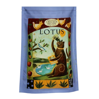 LOTUS樂特斯 鮮雞肉佐海洋貽貝-成貓-3磅兩件優惠組