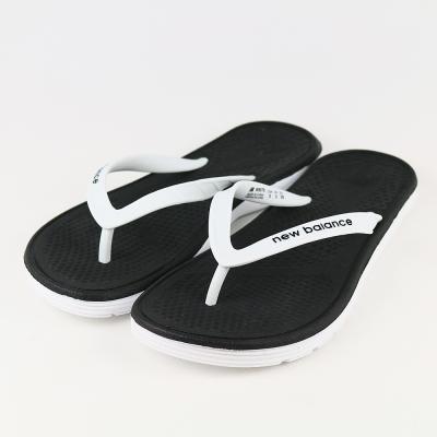 New Balance 涼拖鞋-女運動涼拖鞋-黑