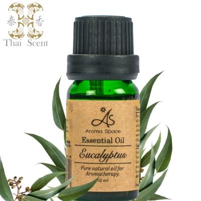 ThaiScent泰香 尤加利100%純精油 10ml