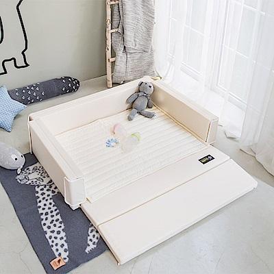 GGUMBI DreamB 韓國多功能圍欄地墊式嬰兒床-晨星