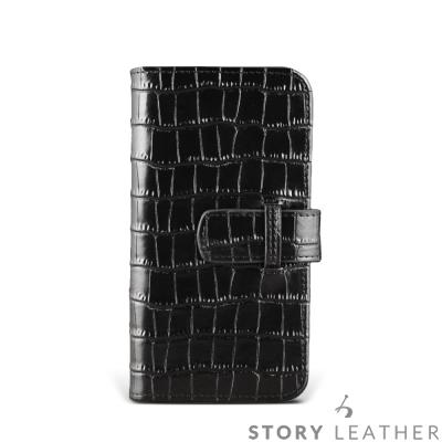 STORY皮套王 SAMSUNG S7 edge 筆記本款PDA式硬殼 客製化皮...