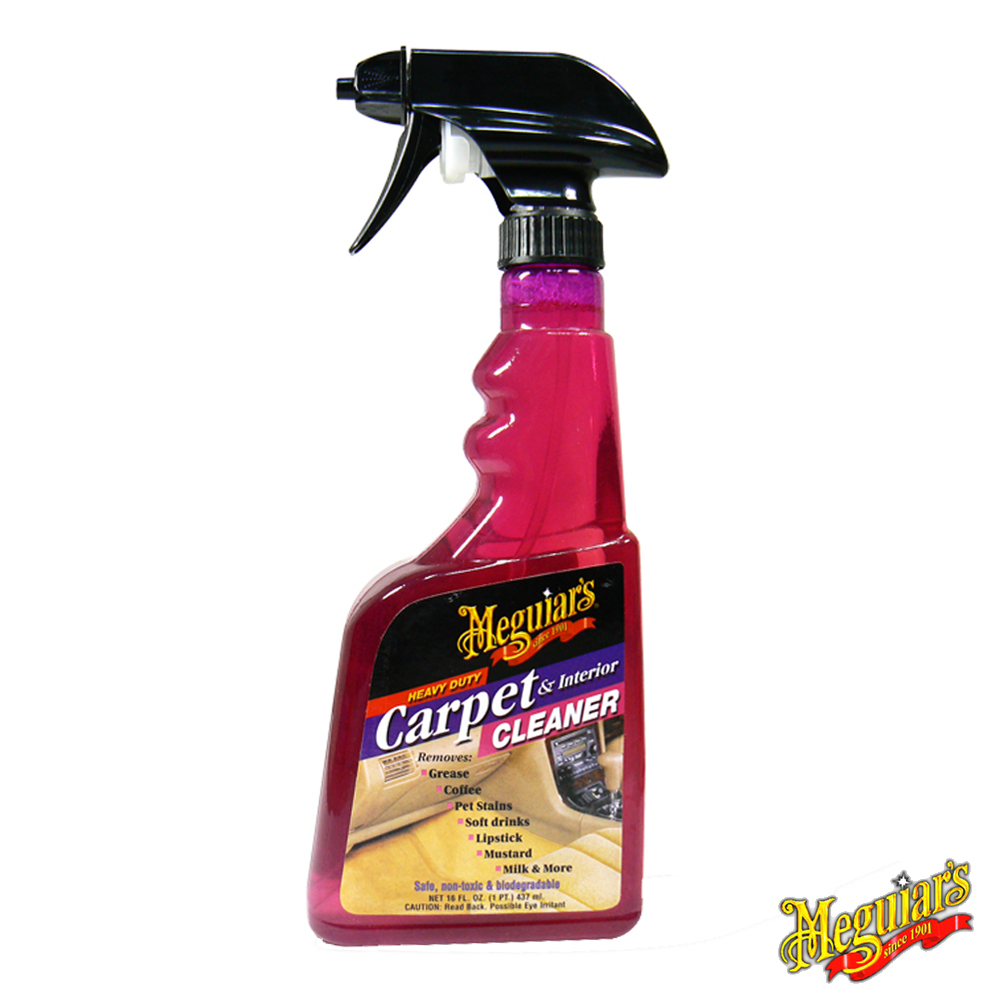 美克拉 CARPET CLEANER 潔靈地毯清潔劑