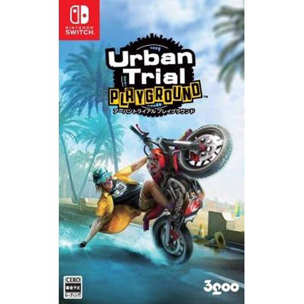 (預購)Urban Trial PLAYGROUND- NS  亞版 中文版