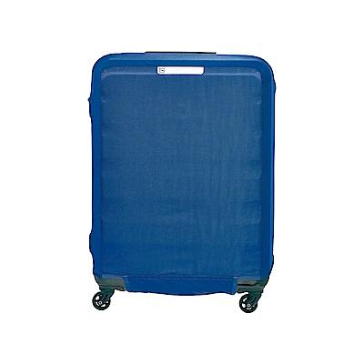 Go Travel 24吋行李箱保護套 - 藍(適用24吋行李箱)