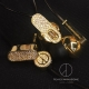 PEACEMINUSONE-GD耳機-限定鑽石款