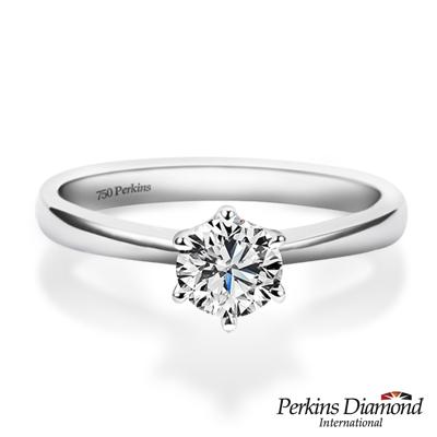 PERKINS 伯金仕 - Classic系列 0.50克拉鑽石戒指
