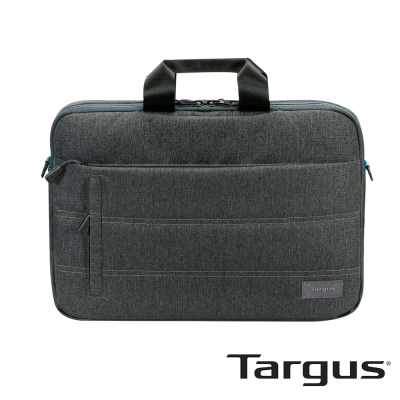 Targus Groove X Slimcase 15 吋躍動電腦側背包(太空灰)
