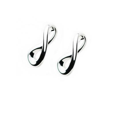 Georg Jensen Infinity 純銀針式耳環