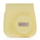 FUJIFILM instax mini 8 原廠相機包-黃色