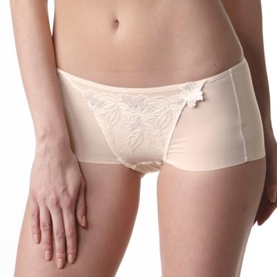 LADY 安布羅莎系列 機能調整型 中腰平口褲(璀璨膚)