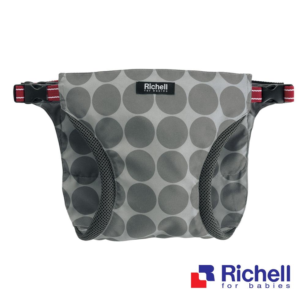 【滿額好康】Richell日本利其爾  POUCHU 穿式椅子用固定帶