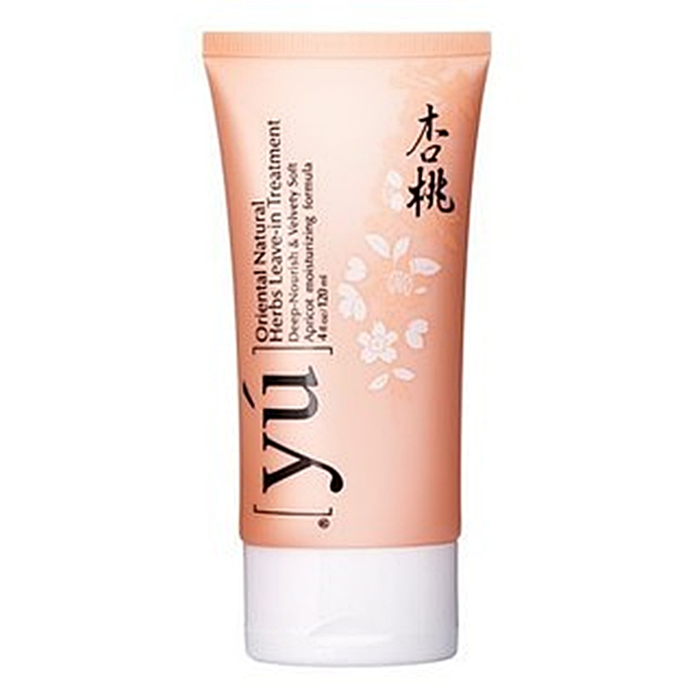 YU 東方森草寵物保養系列- 杏桃絲柔護髮乳 120ML