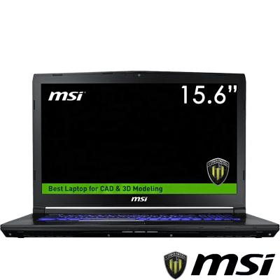 MSI微星-WE62-1849-15吋繪圖筆電i7