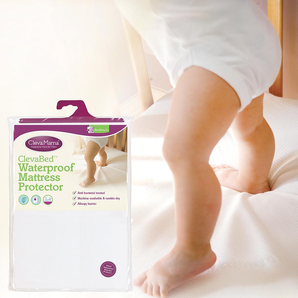 奇哥 ClevaMama 防水保潔墊(中床床墊使用)
