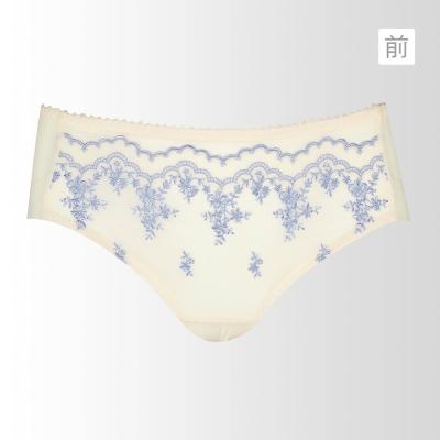 蕾黛絲-美無憂真水-平口內褲-M-EL-花瓷白