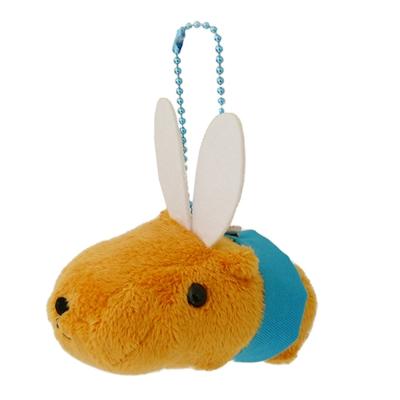 Kapibarasan 水豚君童話故事系列吊飾。水豚白兔