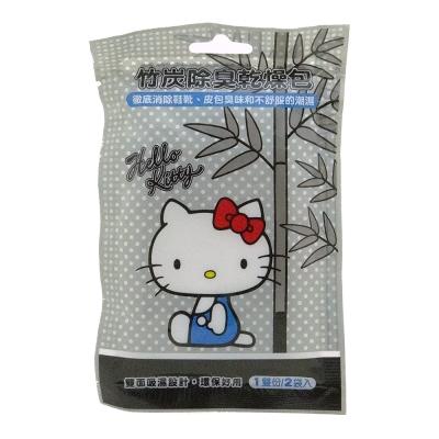 Hello Kitty 竹炭除臭乾燥包  30 gX 2 入/包