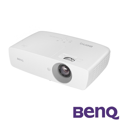 8HR到貨-BenQ-W1090-FHD廣色娛樂三坪機2000流明-全機-燈泡三年保固