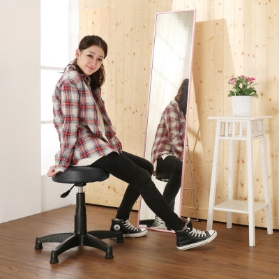 BuyJM 皮面厚墊固定腳墊電腦椅