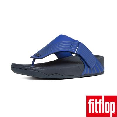 FitFlop TM-TRAKK II ADJUSTABLE POOL-紫藍色