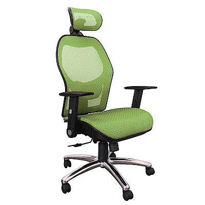 LOGIS邏爵 特級雙網超NICE工學頭枕全網椅/辦公椅/電腦椅