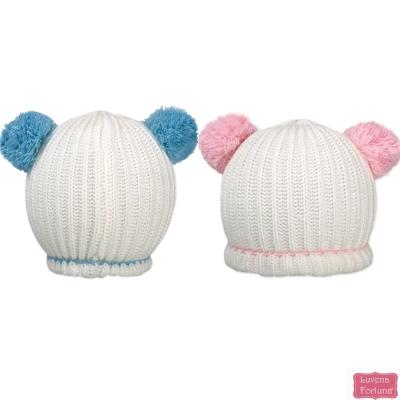 LILY & JACK 英國 可愛保暖毛球針織毛帽