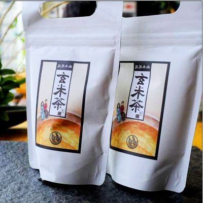 溪州尚水嚴選 玄米茶6包;250g/包(尚水糙米手工焙炒)