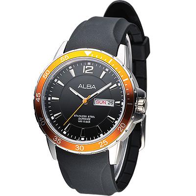 ALBA-衝鋒部隊時尚潮流腕錶-AV3137X1