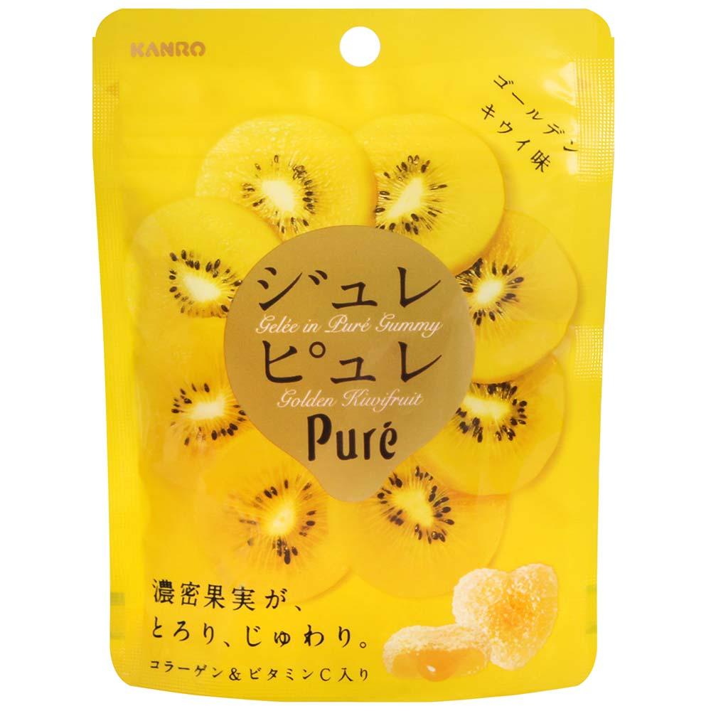 KANRO PURE奇異果軟糖(63g)