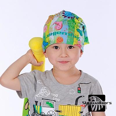 Skywalkers《快樂恐龍》兒童魔術頭巾
