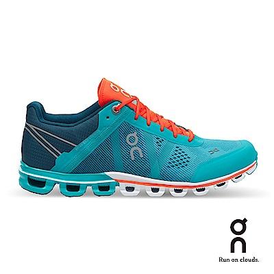 ON 瑞士雲端科技跑鞋-流星雲 女款 湖水綠