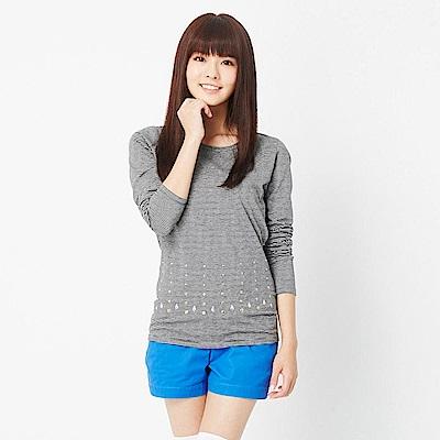 【TOP GIRL】圓領保暖衣-黑色
