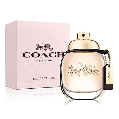 COACH 時尚經典女性淡香精30ml-快速到貨
