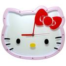 Hello Kitty光控整點音樂LED掛鐘 JM-W580KT