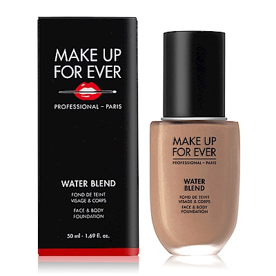 MAKE UP FOR EVER 恆久親膚雙用水粉霜50ml#R430