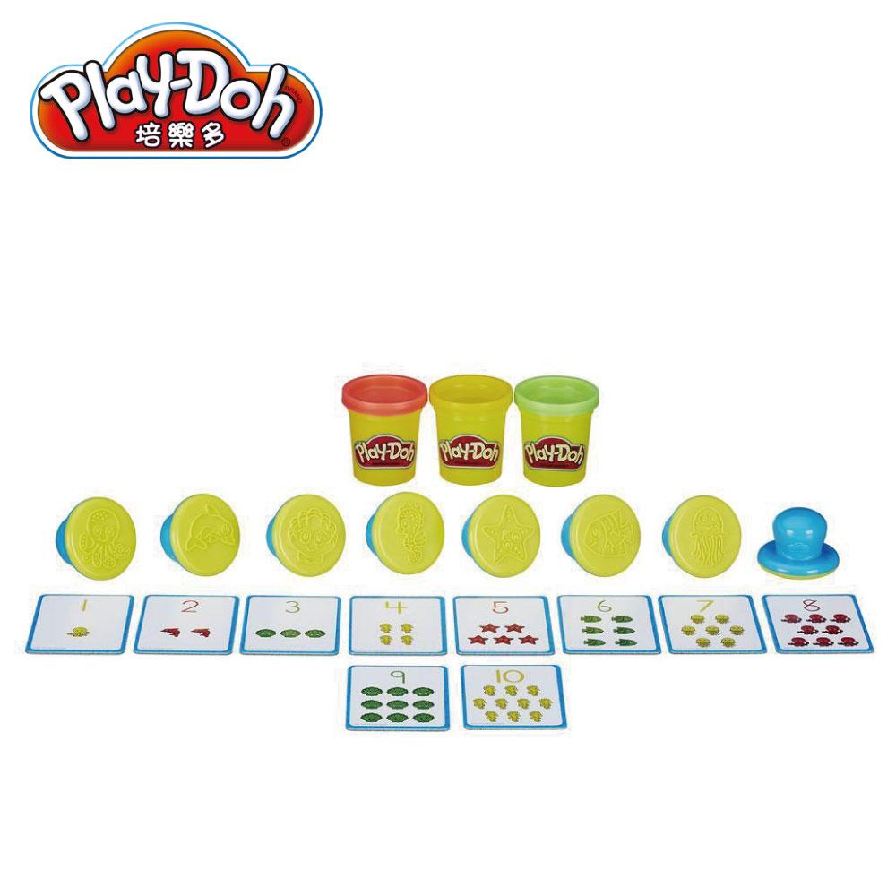 play doh 培樂多 數字學習遊戲組