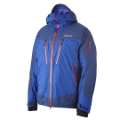 【Berghaus貝豪斯】男款GT保暖纖維鵝絨外套F22M02-藍