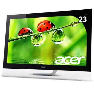 acer T232HL 23型 IPS 觸控電腦螢幕