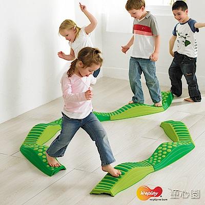 Weplay 波浪觸覺步道-綠光森林(12M+)