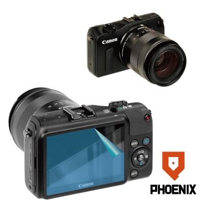 PHOENIX-Canon-EOS-M-高流速-亮面螢幕貼-二入