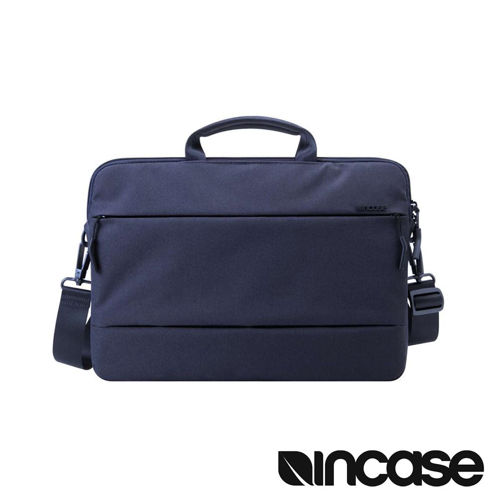 Incase City Brief 城市系列 13 吋簡約公事包-深藍色