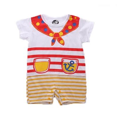寶寶短袖連身衣 k50163
