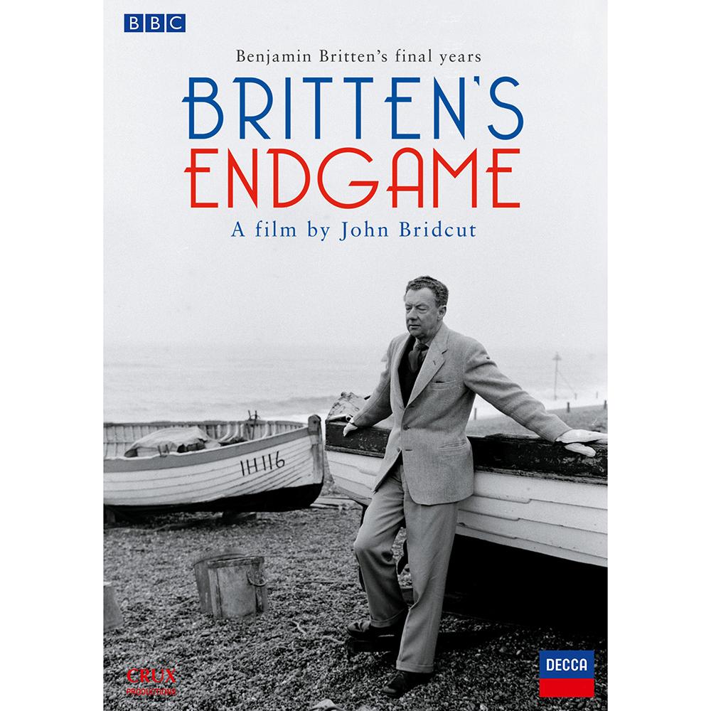 布烈頓的終唱/約翰布里卡特製作紀錄片(1DVD)