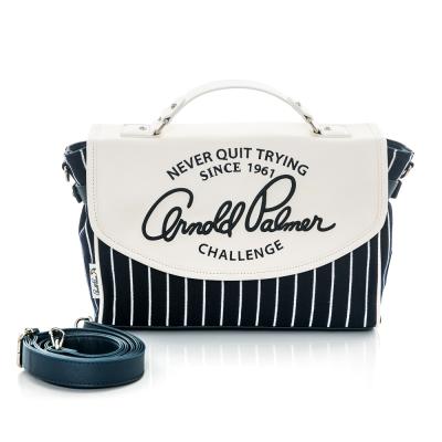 Arnold Palmer- 2WAY後背包 Preppy Style 學院風系列-藍色