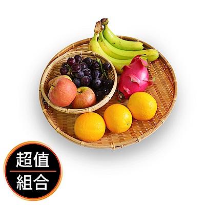 【果物配】拜拜水果箱2.5kg.當季新鮮果物(五種拜拜水果)
