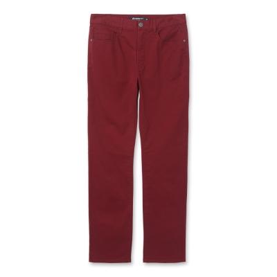 Hang Ten - 男裝 - 完美修身彩色色褲 - 紅